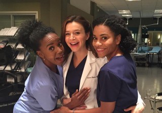 24 Behind-The-Scenes Pics From 'Grey's Anatomy' Season 13 (PHOTOS)