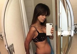 Hilaria Baldwin Responds to Bodyshamers on Instagram (PHOTO)