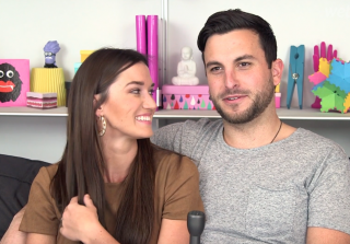 Jade Roper & Tanner Tolbert on Carly & Evan's Wedding, Josh Murray (VIDEO) — Exclusive