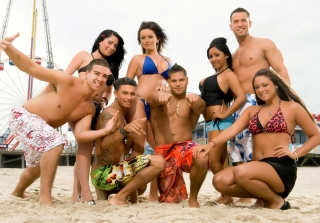 JWOWW & Snooki Tease \'Jersey Shore\' Reunion — See the Cast Then & Now (PHOTOS)