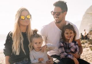17 Pics Proving Josh Murray Is a Natural With Amanda Stanton's Daughters