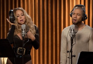 Jussie Smollett Is Already Preparing For His Concerts With Mariah Carey