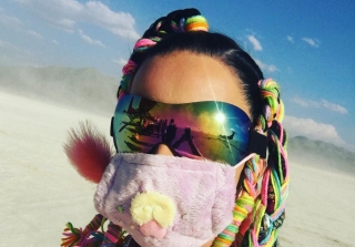 Here Are the Celebs You Need to Know at Burning Man (PHOTOS)