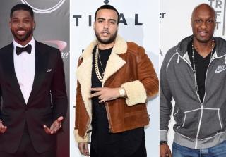 The Complete Collection of Khloe Kardashian's Rapper & Athlete Boyfriends (PHOTOS)
