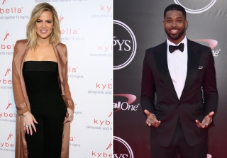Khloe Kardashian Supports Tristan Thompson in Cleveland as His Ex Has Her Baby Shower