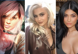 Kylie Jenner's Many Hair Colors — Which One Looks Best? (PHOTOS)