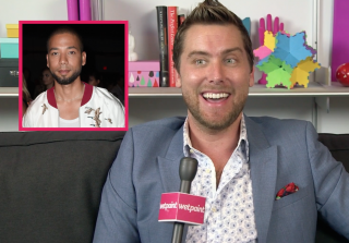 Lance Bass Casts the Gay 'Bachelor': Celebrity Edition (VIDEO) — Exclusive