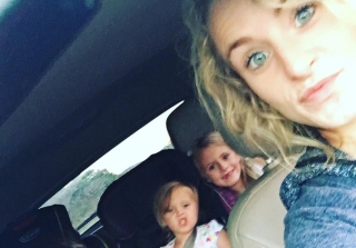 Leah Messer Apologizes to Parents After Seemingly Filming 'TM2' at Kids' Bus Stop