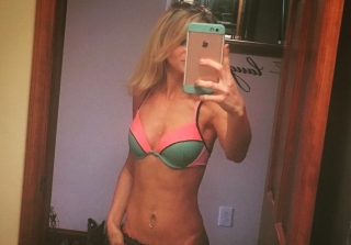 Leah Messer Is Ripped After Just Two Weeks of Working Out (PHOTO)