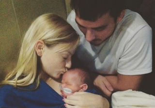 People Do Not Like Mackenzie McKee\'s Newborn Son's Nickname