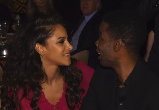 Chris Rock\'s New Bae Megalyn Echikunwoke Is \