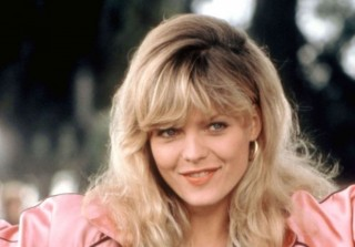 Michelle Pfeiffer Barely Looks Older Than She Did in 'Grease 2' (PHOTOS)