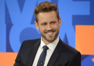 Nick Viall Makes His First TV Appearance as Bachelor on 'GMA' (VIDEO)