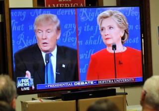 'Bachelor' Alums React to the 2016 Presidential Debate (PHOTOS)