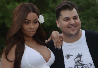 'Rob & Chyna' Premiere Confirms ChyRob Is Expecting a Girl