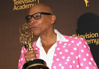 RuPaul Charles Makes History With 2016 Emmys Win For Reality Host