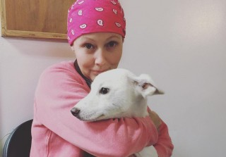 Shannen Doherty Enters Hyperbaric Chamber For Cancer Treatment (PHOTO)