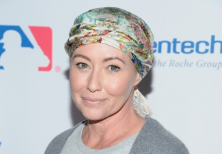 Shannen Doherty Praises Husband For Support During Cancer Fight (PHOTOS)