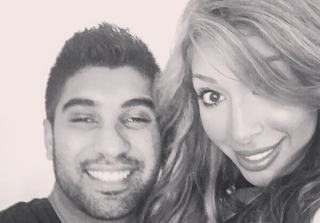 Simon Saran Snaps Another Nearly-Naked Photo of Farrah Abraham