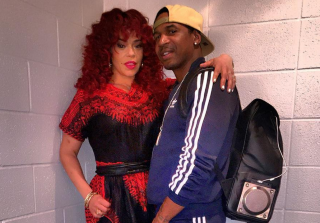 Stevie J. & Faith Evans Confirm Their Relationship After Months of Speculation (PHOTOS)