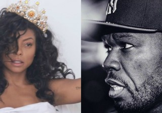 Taraji P. Henson Takes Shots at 50 Cent After His Latest 'Empire' Diss