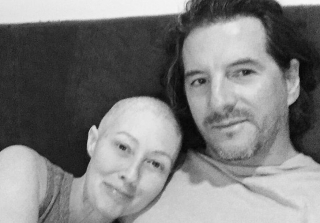 Shannen Doherty Celebrates 5-Year Wedding Anniversary Amid Cancer Battle (PHOTOS)