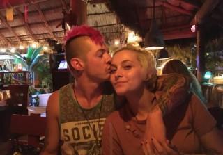 Paris Jackson Enjoys Romantic Vacation With Boyfriend Michael Snoddy (PHOTOS)