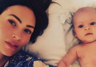 Proof Megan Fox & Brian Austin Green Make the Most Beautiful Babies