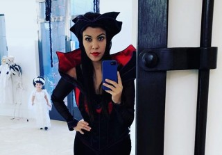 Kourtney Kardashian Throws Spooky Halloween Party For Kids and Best Friends (PHOTOS)
