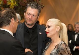 Gwen Stefani Performs Duet With Blake Shelton at President Obama's Final State Dinner