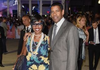 Denzel & Pauletta Washington Reportedly Headed For Divorce