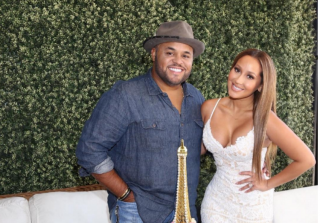 Adrienne Bailon\'s Soon-to-be Hubby Sued Over Alleged Love Children (PHOTOS)