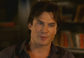 "Ian Somerhalder ""Can't Wait"" to Have Kids With Nikki Reed (VIDEO)"