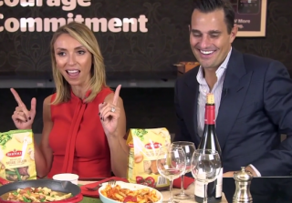 How Giuliana Rancic Stays Confident Despite Weight Criticism (VIDEO)