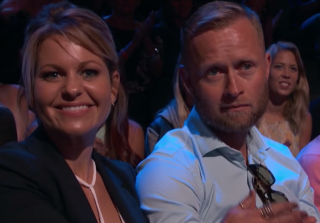Candace Cameron Bure Supports Daughter Natasha During 'Voice' Performance (VIDEO)
