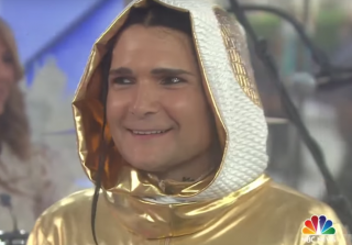 Corey Feldman Returns to \'Today\' & Takes a Stand at Online Bullies (VIDEO)