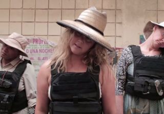 "Amy Schumer Responds After Getting Hate For Her ""Formation"" Parody Video"
