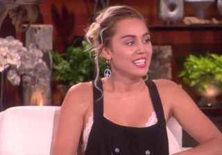 Miley Cyrus Finally Opens Up About Her Engagement to Liam Hemsworth (VIDEO)