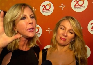 Vicki Gunvalson Shuts Down Cancer Charity, Then Says It Wasn\'t Her Charity