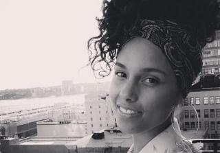 6 Celebs Embracing the No-Makeup Movement Like Alicia Keys