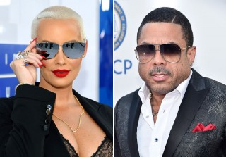 Amber Rose & Benzino Are Beefing About Her SlutWalk And It\'s Intense (PHOTOS)