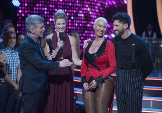 8 Photos Proving Booted 'DWTS' Partners Amber & Maks Will Always Be BFFs