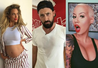 Peta Murgatroyd & Amber Rose Battling Over Maks Chmerkovskiy — Report