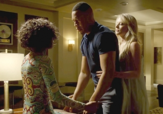 Ghost Rhonda Returns For a Ghost Threesome on 'Empire' And It's Weird AF (VIDEO)