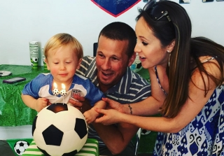 Ashley & JP Rosenbaum's Son Fordham Is Ready to Be a Big Brother (PHOTOS)