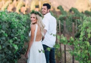 Ben Higgins & Lauren Bushnell's Engagement Shoot Is the Stuff of Fairytales (PHOTOS)