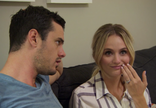 Lauren Bushnell & Ben Higgins Don't Love How They Come Off on TV