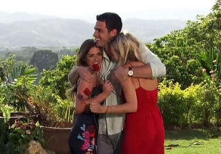 Ben Higgins, Lauren Bushnell, & JoJo Fletcher\'s Top 5 Most Awkward Moments (PHOTOS)