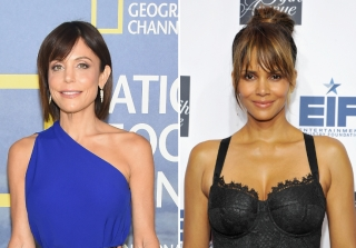 Bethenny Frankel Once Competed Against Halle Berry in a Pageant (PHOTO)