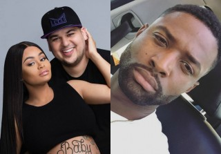 "ChyRob Spammed Blac Chyna's Alleged Lover With ""Homophobic"" Texts — Report"